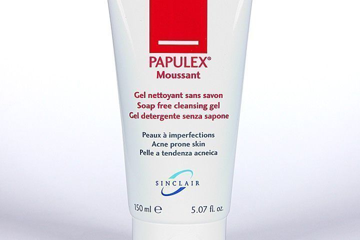 sinclair-papulex-gel-moussant-acne